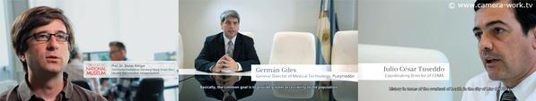 Interview Aufzeichnung Interviewaufzeichnung Videoproduktion Nürnberg