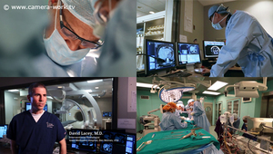 Siemens Angio CT / AX in de Moines USA. Sir Maghdi Yacoub at Assuan Heart Center