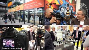 Ihr Messevideo Nürnberg von der Biofach Spielwarenmesse oder Fachpack und IWA sowie SPS IPC Drives