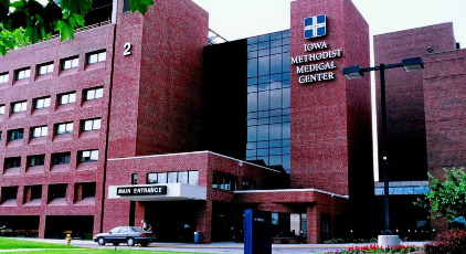 Des Moines USA - Iowa Methodist Medical Center